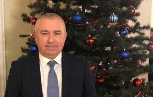 Новорічно-різдвяне вітання від В. Арешонкова