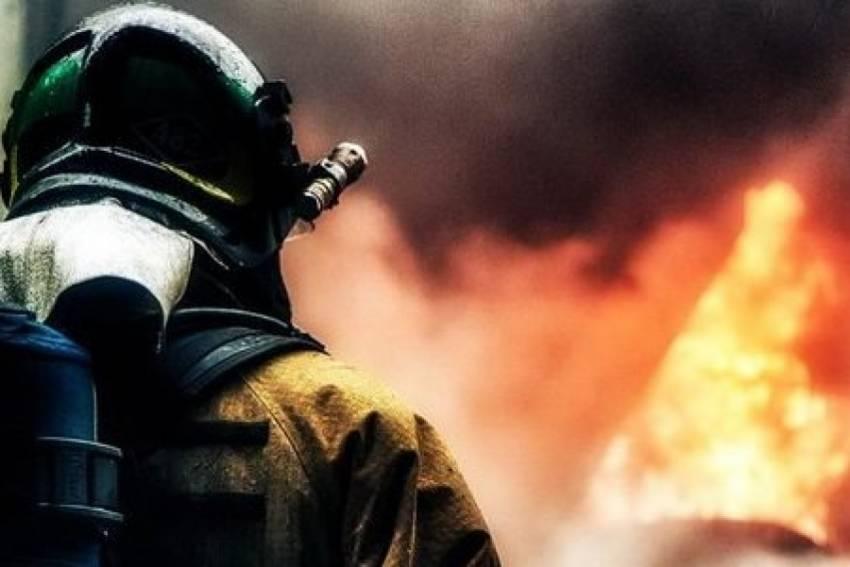 Дзвінок у двері врятував життя чоловіку під час пожежі на Чуднівщині