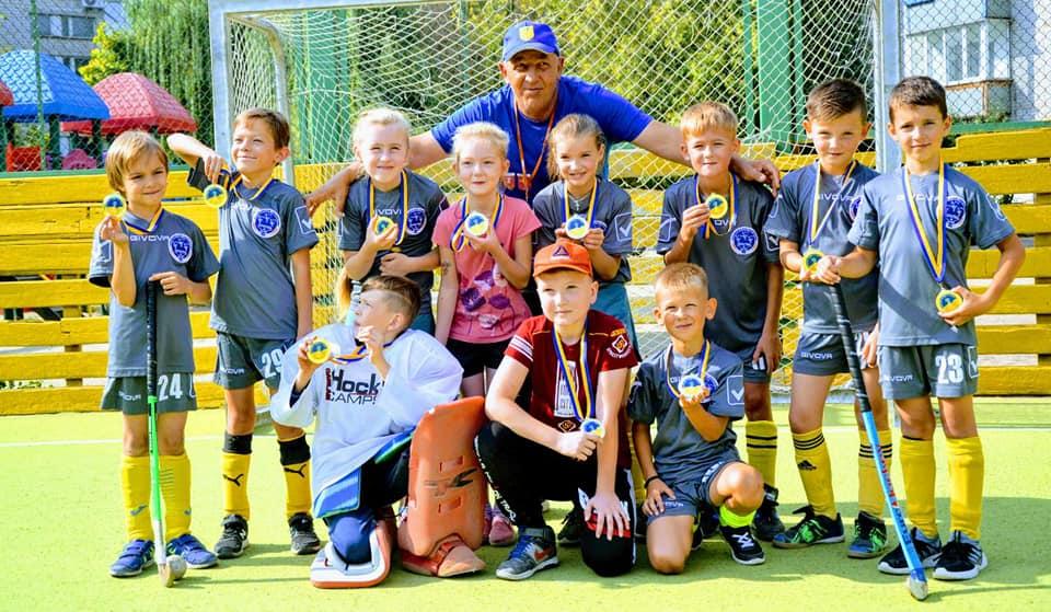 Коростенські хокеїсти завоювали золоті та бронзові нагороди