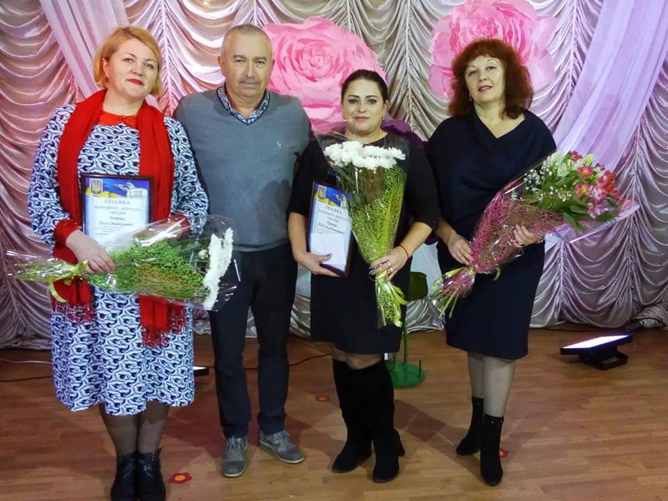 Володимир Арешонков привітав працівників культури Коростенщини
