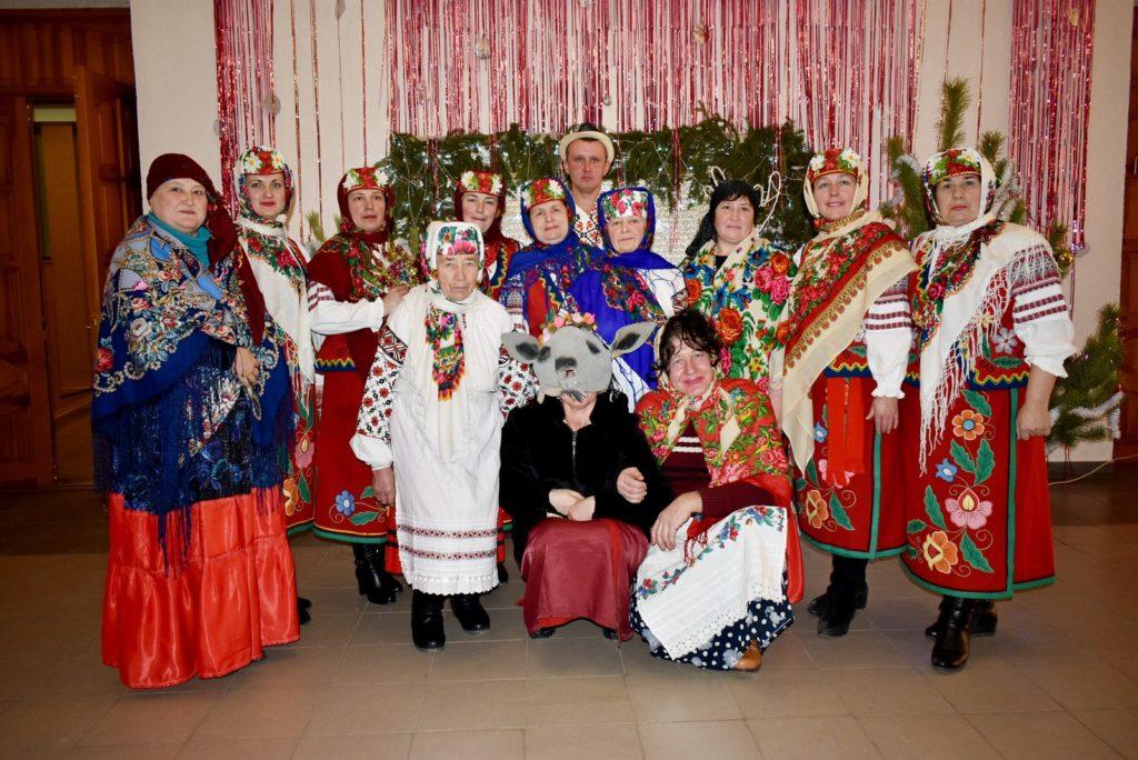 """В Овручі пройшов другий етап фестивалю колядок і щедрівок """"Овруччина колядує"""""""