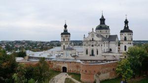 Монастир-фортеця Ордену Босих Кармелітів у Бердичеві