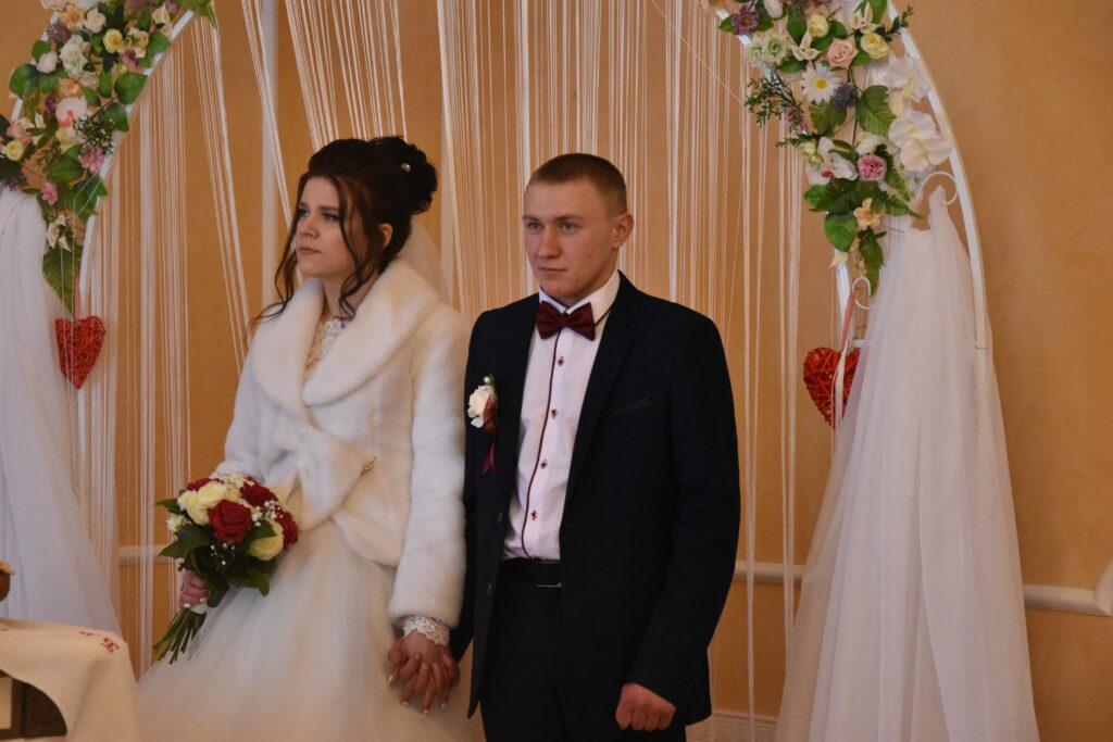 У Коростені 14 лютого одружилися 6 пар