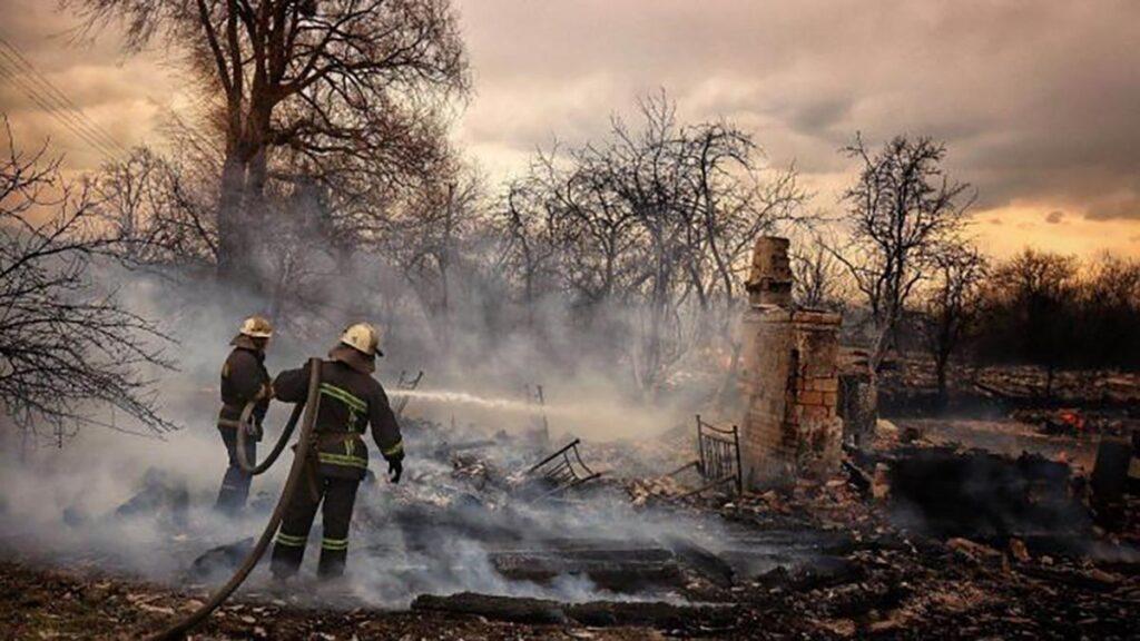 Погорільцям із Овруччини компенсують по 300 тисяч за втрачені будинки