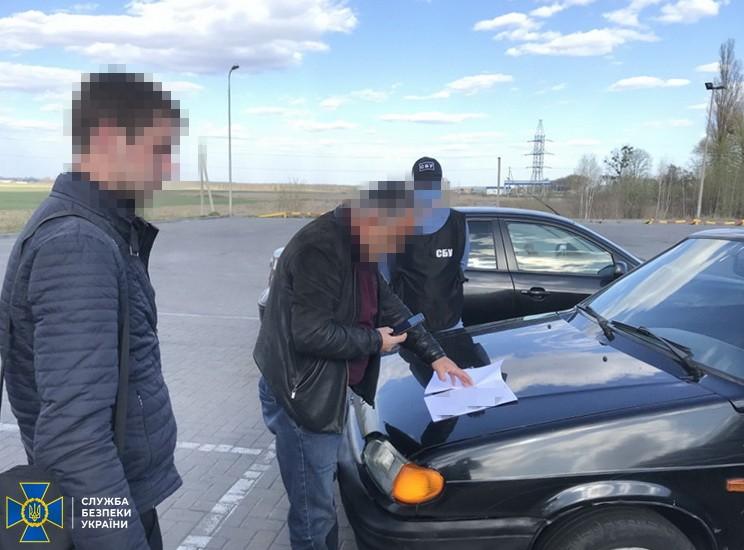 СБУ підозрює мера Олевська у розтраті бюджетних коштів