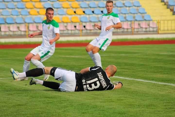 У перший день серпня коростенський ФК «Мал»зіграє із ФК «Звягель»