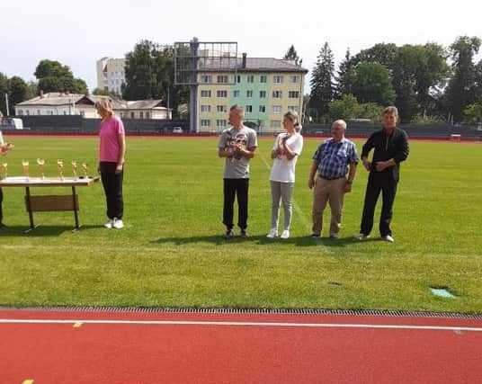 Коростенці вдало позмагалися на чемпіонаті Житомирської області з легкої атлетики