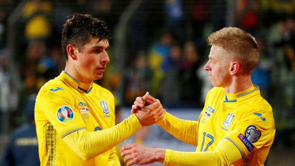 Два найдорожчі гравці збірної України родом з Житомирщини